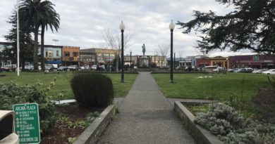 Arcata Seeks Community Input for Plaza Improvements