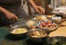 Carrito de comida ofrece sabores Camboyanos y Salvadoreños