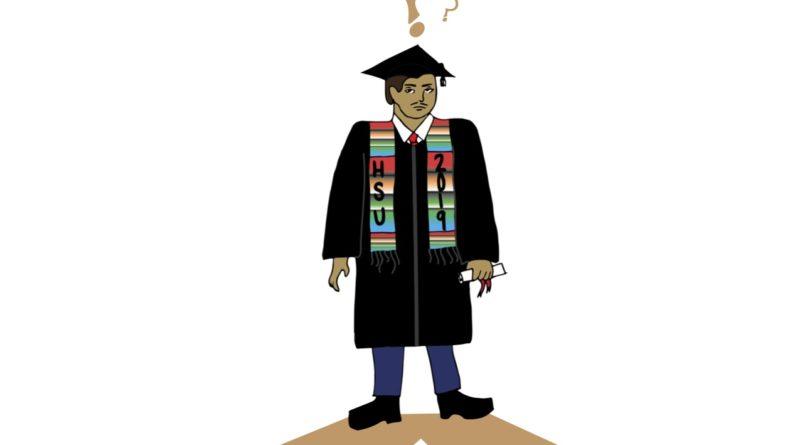 Post Graduation Blues? It's OK!