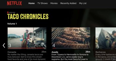 """""""Taco Chronicles"""" Showcases The Power of Street Food"""