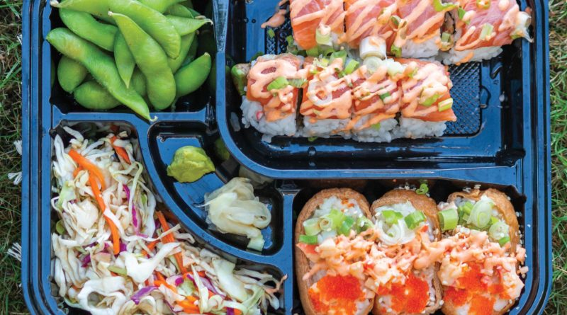 HSU alumni open new bento box business