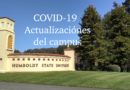 HSU pasa a estar solamente virtual en respuesta a COVID-19