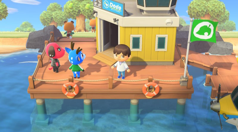Animal Crossing: New Horizons, a slice-of-life masterpiece