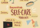 ricegrainn cartoons: Quarantine Self-Care