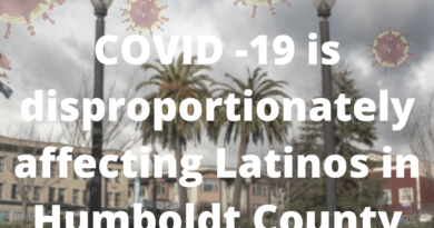 A disparity in health: How COVID is disproportionately affecting Humboldt's Latinx community