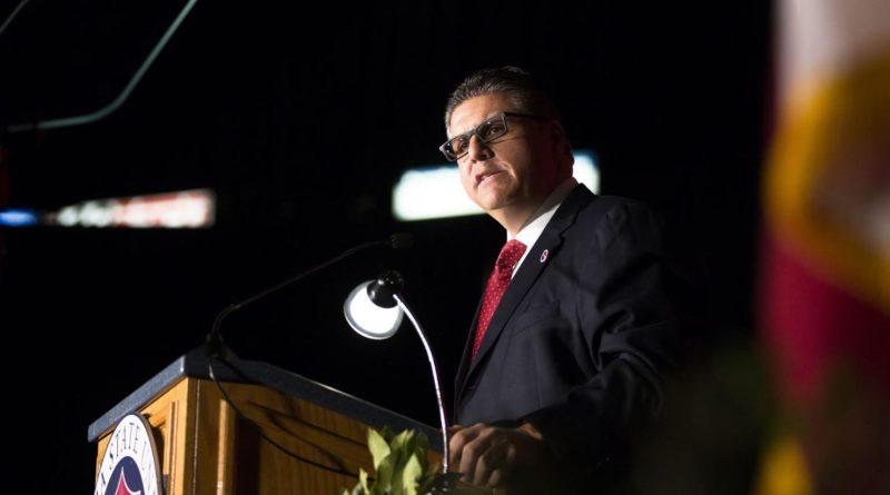 Joseph I. Castro appointed as CSU's eighth chancellor