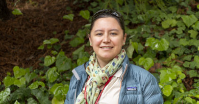 Perfil: Catalina Cuéllar-Gempeler del Departamento de Ciencias Biológicas de HSU recibe el prestigioso premio del National Science Foundation