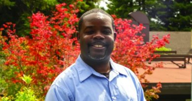 Q & A with Cedric Aaron: Mental health and multicultural specialist at HSU